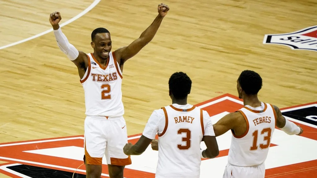 No. 13 Texas beats No. 12 Oklahoma St for first Big 12 title